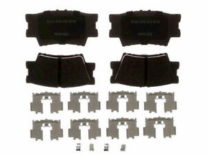 Rear AC Delco Brake Pad Set fits Toyota Avalon 2008-2018 42SHTZ
