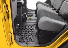 Jeep Wrangler JK 4 T.Tappetini Set Vano Piedi Posteriore All Terrain Bestop 07