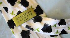 CRAVATTA UOMO (TIE)  vintage  CHRISTIAN LACROIX Paris New!  rare