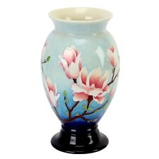 "Old Tupton Ware MAGNOLIA BLOOM Vase 9.5"" collectable TUPTON WARE GIFT"