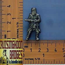 Ned Kelly, Stand and Deliver Bikers Lapel Pin / Badge