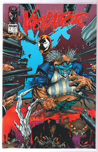 Violator #1 Image Comics May 1994 NM Spawn clown