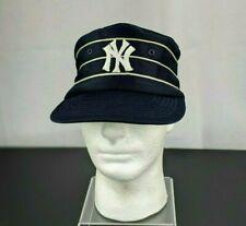 New York Yankees Stripped Adjustable Pillbox Snapback Hat MLB Baseball NY Retro