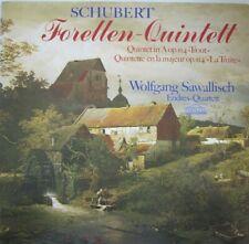 WOLFGANG SAWALLISCH - ENDRES-QUARTETT - FORELLEN-QUINTETT  - LP