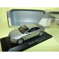 AUDI A5 I Phase 1 COUPE Gris Eissilber SCHUCO 1:43