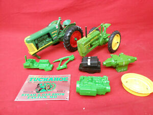 Vintage Tractor Farm Toy Parts John Deere Oliver Parts
