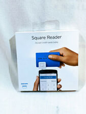New Square Reader Credit Card Reader Magstripe iPad iPone Android Samsung