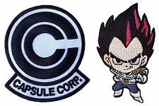 Dragon Ball Z Capsule Corp + SD Vegeta  Patch