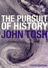 The Pursuit of History John Tosh