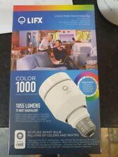 LIFX Mini Colour A60 Edison Screw E27 1000 lumen WiFi Smart Home LED Bulb iOT