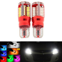 1Pc T10 57 SMD Strobe 3014 LED Canbus Error Free Parking Light Wedge T np