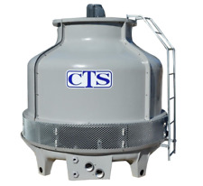 Cooling Tower Model T-240 - 40 Nominal tons based on 95/85/75 @ 106 GPM