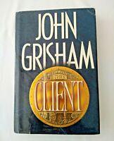 1993 John Grisham Book the Client, 1st Edition 1st Printing