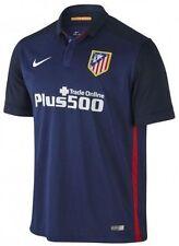 Fußball-Trikots von spanischen Vereinen Atletico-Madrid