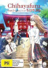 Chihayafuru : Part 2 (DVD, 2013, 2-Disc Set)
