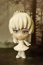 "ROOSTER TEETH RWBY SERIES 1 MYSTERY FIGURE MINI 2"" VINYL FIGURE WEISS 3/24"
