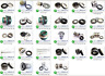 Davey ISO Pump 65-40-200 Mechanical Shaft Seal, 32 mm Shaft Size, Carbon/Ceramic