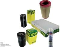 Mann-Filter + Liqui Moly Air Cleaner For Iveco Daily III Box/Estate Car
