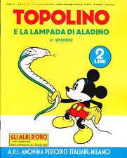 Topolino e la lampada di Aladino. 2° episodio
