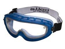 Átomo Bolle Gafas De Seguridad Transparente Gafas Sellado atoepsi sobre sello de goma