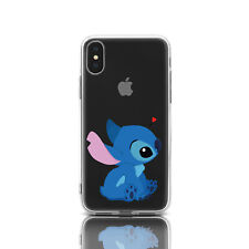 Stitch iPhone XR Rubber Protective Case 7 8Plus iPhone XS Max New Silicone Cover