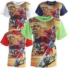 Markenlose Jungen-T-Shirts & -Polos aus Baumwollmischung in Größe 98