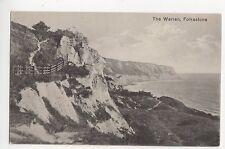 Folkestone, The Warren Postcard, A702