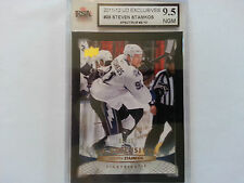 Steven Stamkos 2011-12 UD Exclusives SPECTRUM #8/10 KSA Graded 9.5!!!