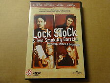 DVD / LOCK STOCK & TWO SMOKING BARRELS ( JASON FLEMYNG, NICK MORAN, ... )