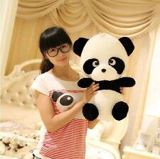 "New Plush Medium Cute Panda Stuffed Animal Toy Doll 20""High Birthday Gift"