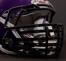 *CUSTOM* MINNESOTA VIKINGS Riddell SPEED Football Helmet Facemask - BLACK