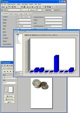 Customizable Coin & Currency Collection Money Inventory Tracking Software Bundle