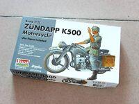 Vulcan 1//35 #56007 German Zundapp K800 Motorcycle with Nr28