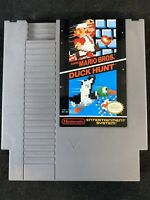 Super Mario Bros./Duck Hunt - Nintendo NES Authentic Clean & Tested