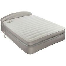 The Original aerobed PERFECT PRESSURE With Headboard Bed Queen Size Air Mattress