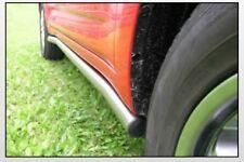 DAIHATSU  TERIOS (J2) 2009 TUBI PROTEZIONE LATERALE INOX LUCIDI '06/09