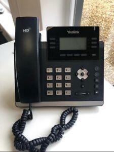 Yealink SIP- T42S 12- Line PoE Yealink VoIP Phone