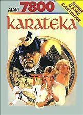 KARATEKA Atari 7800 NTSC Cartridge Only