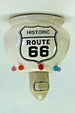Hand Made Historic Route 66 Night Light.