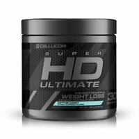 Cellucor Super HD Ultimate Powder 30 Servings Fat Burner c4 weight loss extreme