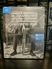 Dr. Strangelove (Blu-ray Steelbook) Brand New Sealed!