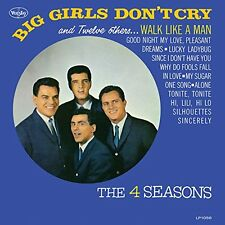 The 4 Seasons Big Girls Don't Cry and Twelve (Mini LP) CD Frankie Valli