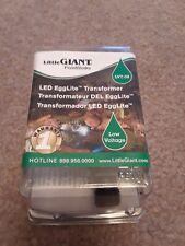 Little Giant LED EggLite Plug-In Transformer (PN: 566435)  - NEW