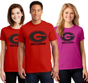 University of Georgia Tee Shirts Men's & Women's up to 5x