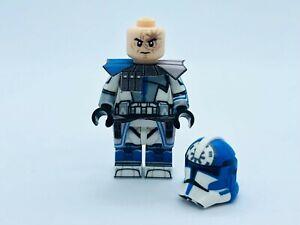 LEGO Star Wars Clone Wars ARC TROOPER JESSE - CUSTOM DECALED LEGO MINIFIGURE