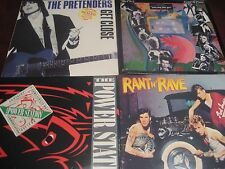 CARS STRAY CATS PRETENDERS POWER STATION 1980'S RELEASES SPECIAL ONE TIME PRICE
