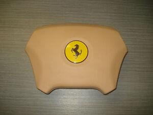 Ferrari 355 456 Airbagabdeckung Beige Abdeckung Airbag 65895700 Cover Deckel Rar