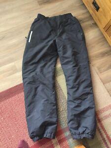 Salopette ski trousers size Large.