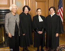 Photo The Four women who have served on the Supreme Court of the United States