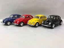 Volkswagen 67 Classic Beetle 1/32 scale KT.5057 Set Of 4